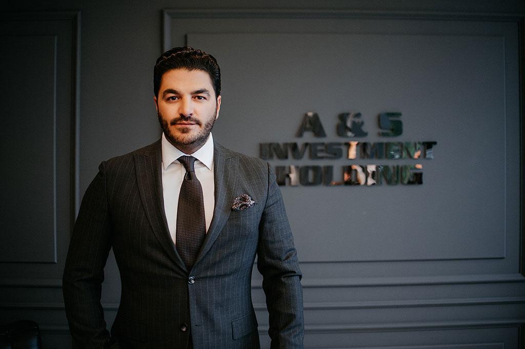 A&S Yatırım Holding Yönetim Kurulu Başkanı - Uğur Akkuş