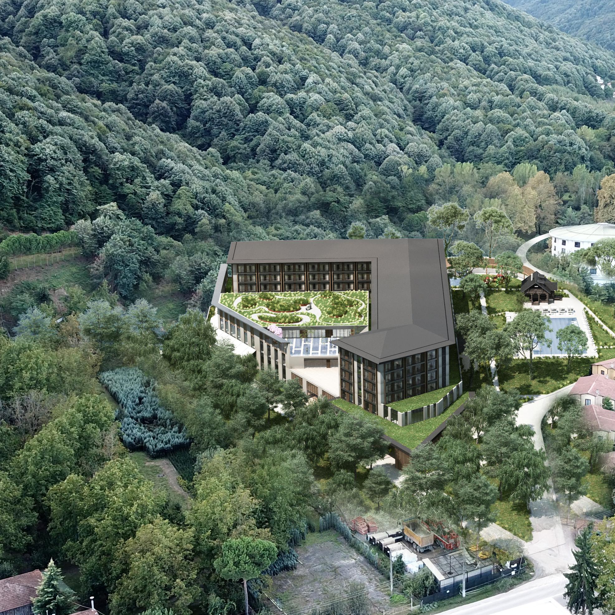 Sapanca'nın En Lüks Oteli