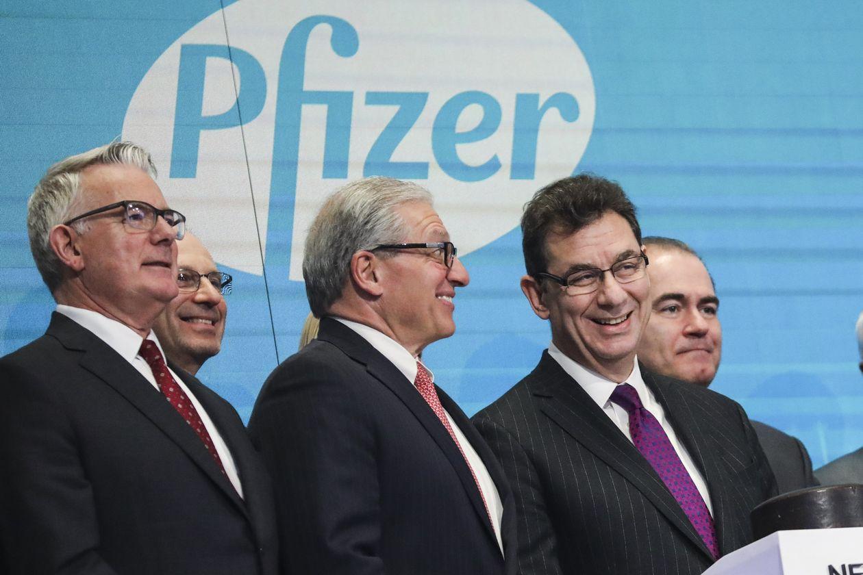 Pfizer, aşının açıklandığı gün 5.6 milyon dolarlık hisse sattı