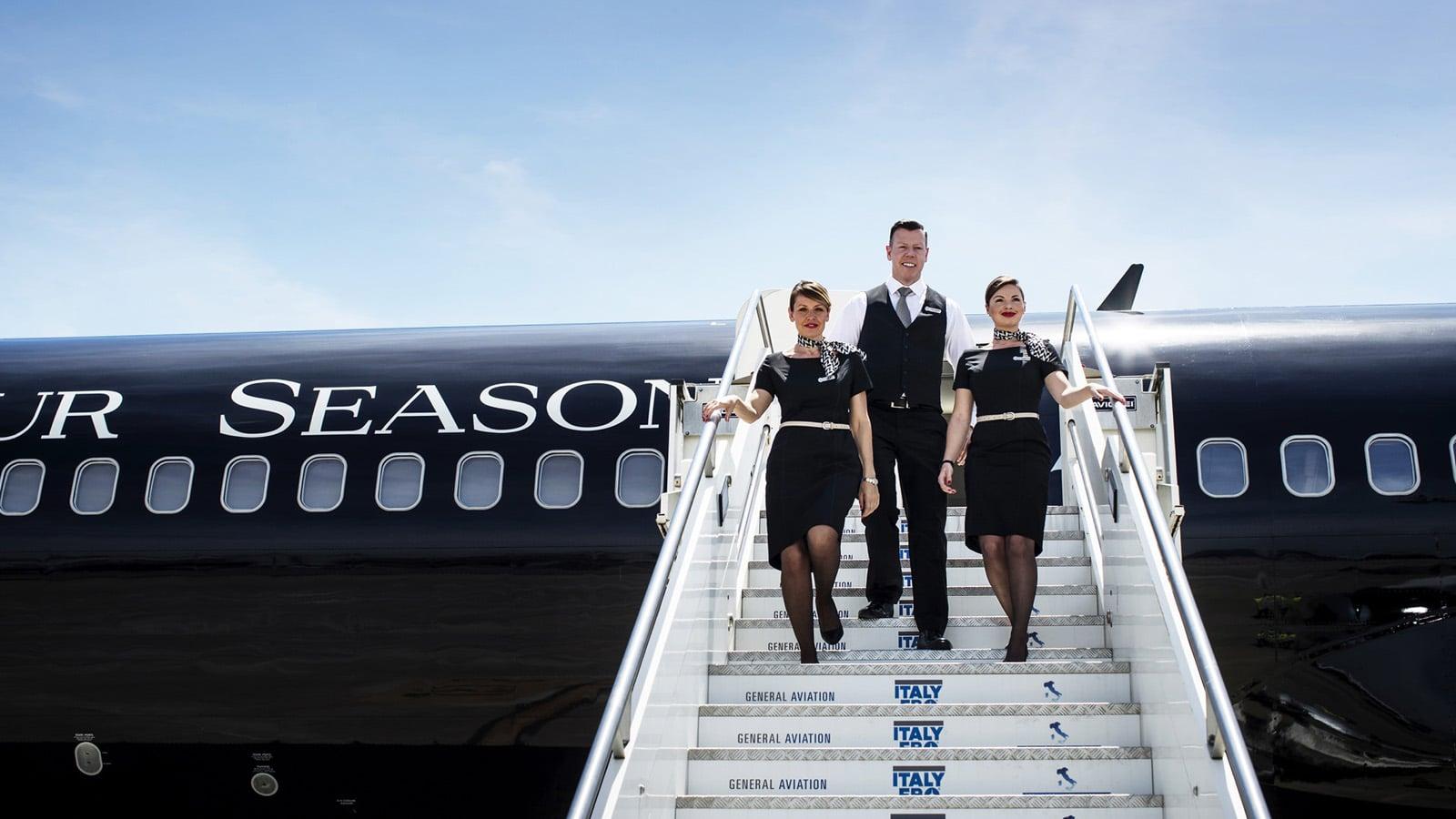 Dünyanın En Lüks Uçağı 2021'de Havalanıyor!