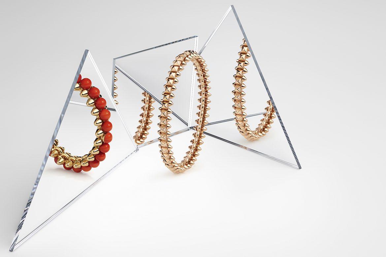 """Zıtlıktan Gelen Denge """"Cartier"""""""