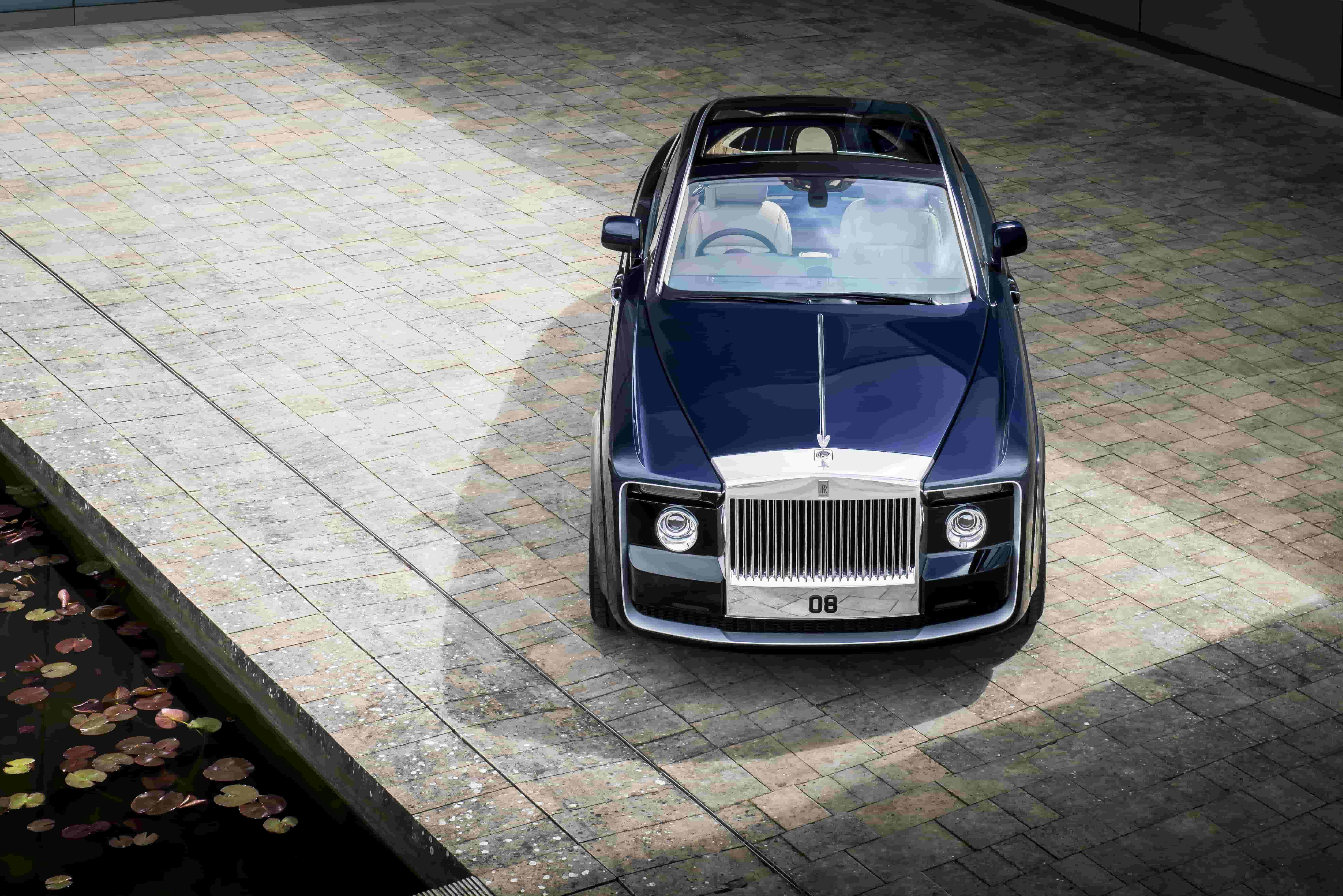 Rolls-Royce Sweptail - Türünün tek örneği