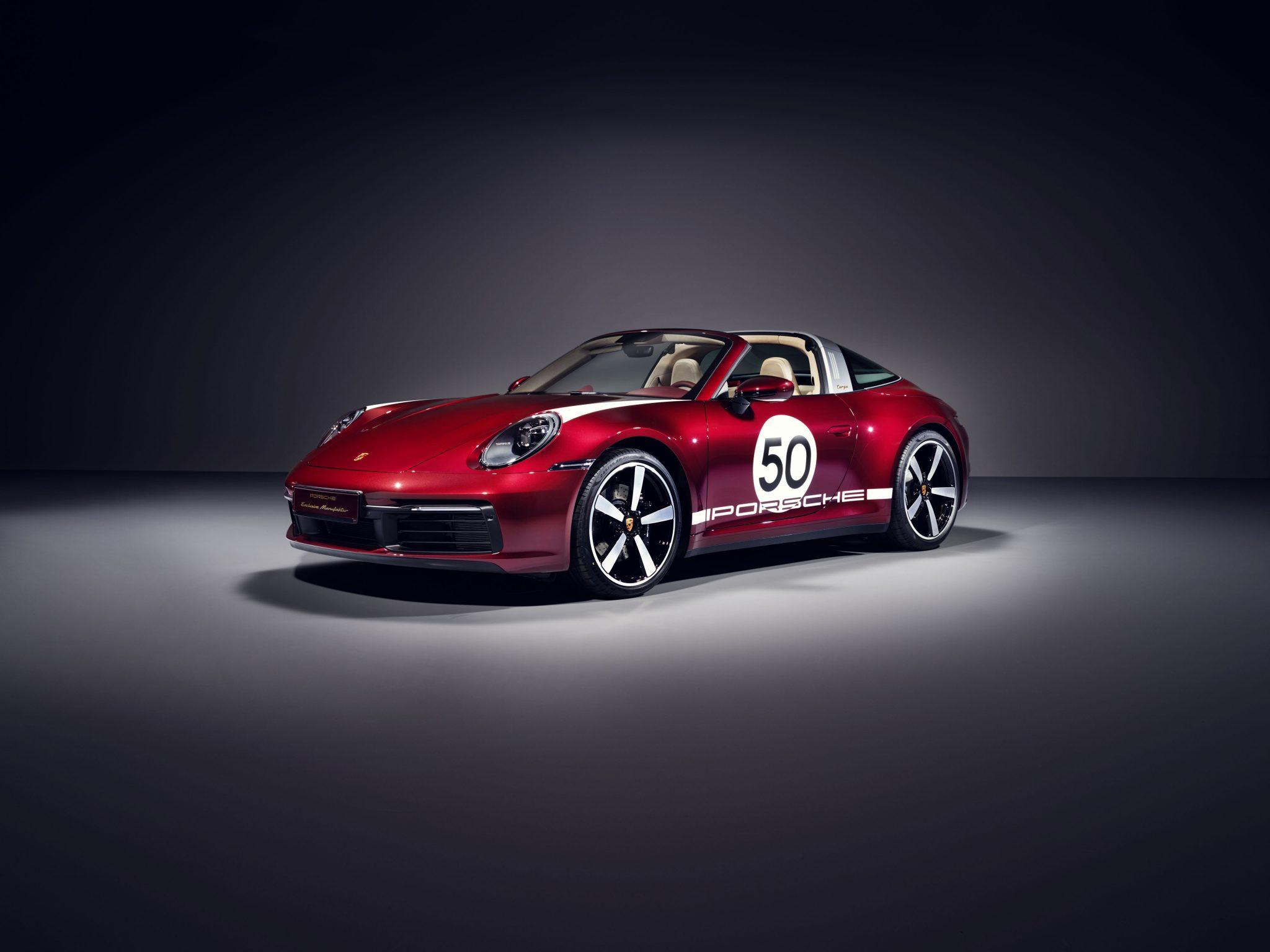 Porsche'den Nostaljik Bir Yolculuk